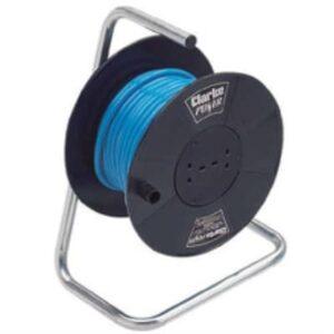 Tala 0702007 Blue Cable Extension Reel 220volt 25M 2x13amp 2.5sq