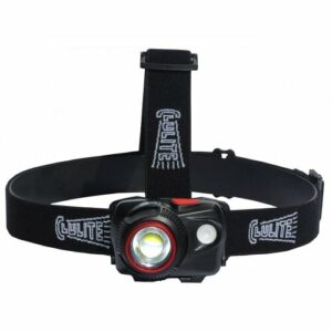 Clulite HL21 Rechargable head Torch Focus 2 go