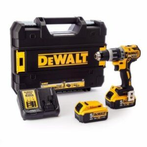 DeWALT DCD796P2-GB G2 Brushless Hammer Drill 18v 2x5amp batteries