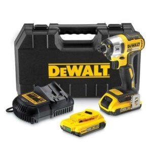 DeWALT DCF887D2-GB Brushless Impact Driver 18volt 3speed G2 2x2amp