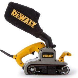 DeWALT DWP352VS-LX Belt Sander 110volt 75x533mm 1010watt