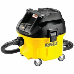 DeWALT DWV901L-LX Dust Extractor 110volt 30litre Wet and Dry Auto Clean