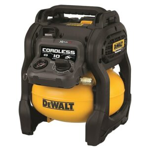 DeWALT DCC1054T2-GB Air Compressor 54/18V 2x6amp Batteries & Charger