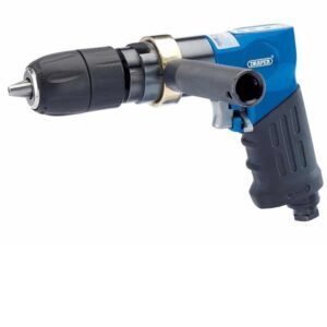 Draper 28831 Air Drill with 13mm Keyless Chuck 800rpm