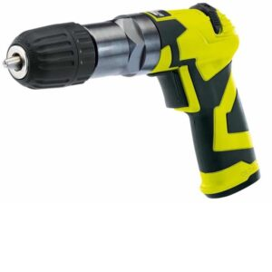 Draper 65138 Air Drill with 10mm Keyless Chuck 1800rpm