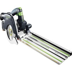 Festool 574682 Trim Rail Saw 160mm HK 55 EQ-Plus-FSK 420 110V