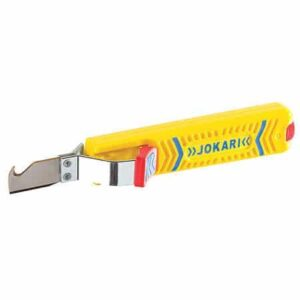 Jokari 10280 8-32mm Capacity Universal Wire Stripper Hook