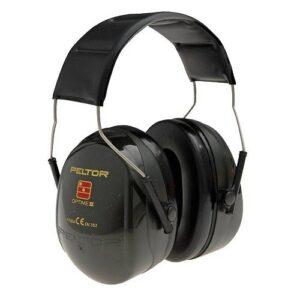Peltor H520A Ear Defenders Green snrdb31