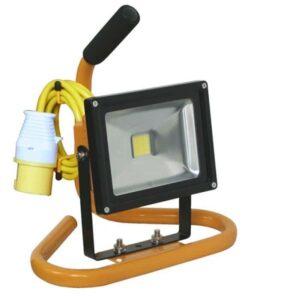 Rhino RHL013 Mini Site Light 110volt 20watt LED COB Bulb