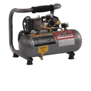Senco PC1010 UK1DS Air Compressor Portable 110volt 3.8litre Tank 0.5hp Motor