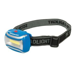 Silverline 307918 head torch