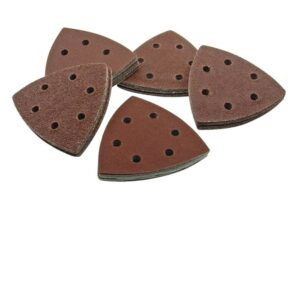 Smart SM-HS93MIX50 Box (50) Triangular Sanding Discs Multimaster Mixed Grit