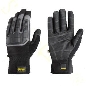 Snickers 9584006 Large sz9 Power Tufgrip Protected Trade Gloves