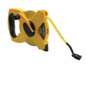 Stanley STA234791 Open Reel Fibreglass Measuring Tape 30m/100ft 2-34-791