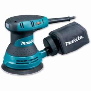 Makita BO5031 110V Palm Orbital Sander 125mm