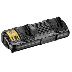 DeWALT DCB132-GB Dual Battery Charger 10.8-54volt