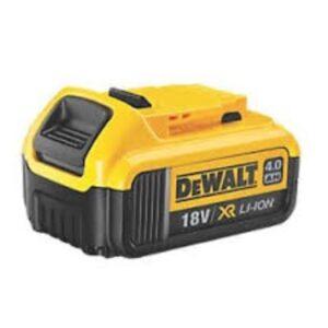 DeWALT DCB182-XJ XR Li-ion Battery 18volt 4amp