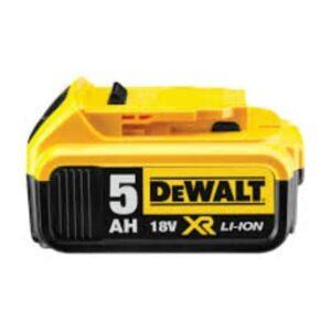 DeWALT DCB184-XJ 5amp XR Li-ion battery