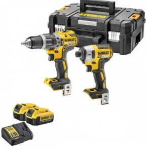 DeWALT DCK266M2GB 18volt Twin G2 Drill 3 Speed Impact 2 x 4amp