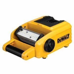 DeWALT DCL060-XJ LED Portable Site Light 18volt 1500lumens