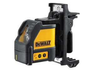DeWALT DW088K-XJ Self Levelling Laser Level with Visible Cross Line