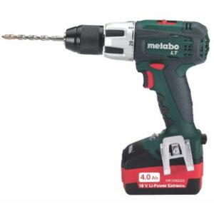 Metabo SB18LT 18volt Cordless Drill with 2 x 4amp Batteries