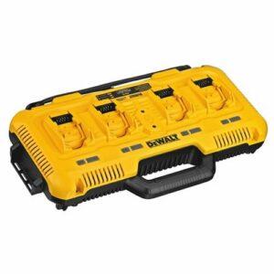 DeWALT DCB104-GB 240volt 4 port Fast Battery charger
