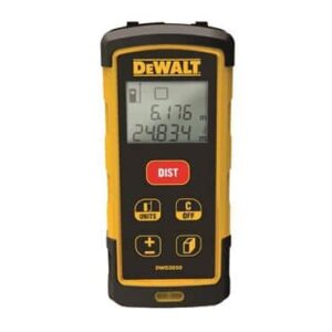 DeWALT DW03050-XJ 50metre Distance Measuring Laser Device