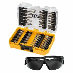 DeWALT DT70703-QZ Screwdriver Bits Set with Sunglasses 47piece