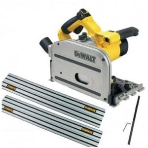 DeWALT DCS520 Plunge Saw 18/54V plus 2 x Rails (no batteries) DCS520NSPEC