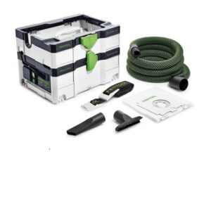 Festool 575284 240volt Systainer Dust Extractor 4.5litre CLEANTEC CTL SYS