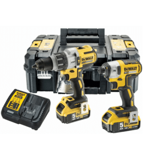 DeWALT DCK276 18volt 3 speed Drill & Impact Kit