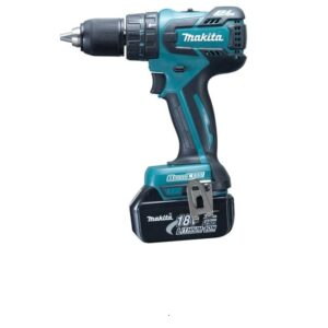 Makita DHP459AMP4 18volt Brushless Hammer Drill with 2x4amp Li-ion batteries