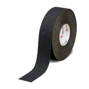 Heskins H340I50MM Anti-Slip Tape Black 50mm x 18.3metre, standard grit