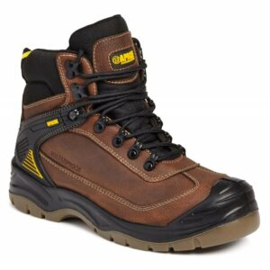 Apache Brown Safety Boots Ranger APARANGERBR