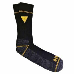 DeWALT Pack (2) Pair Socks one size
