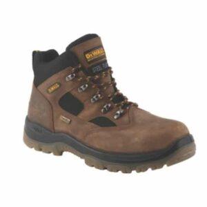 DeWALT Challenger Boots Brown Safety Boots