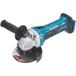 Makita DGA452Z 18volt 115mm Angle Grinder Body only