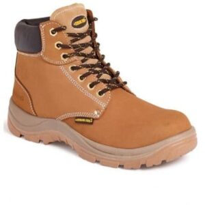Sterling Steel Honey Safety Boots Nubuck Water Resistant SS819SM