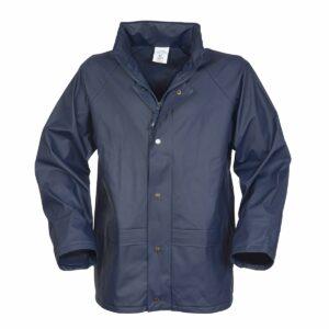 Super B-Dri Rain Jacket Waterproof Breathable Navy