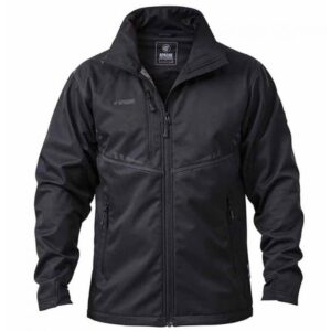Apache Black ATS Soft Shell Jacket ATSSWRSOFTSHELL