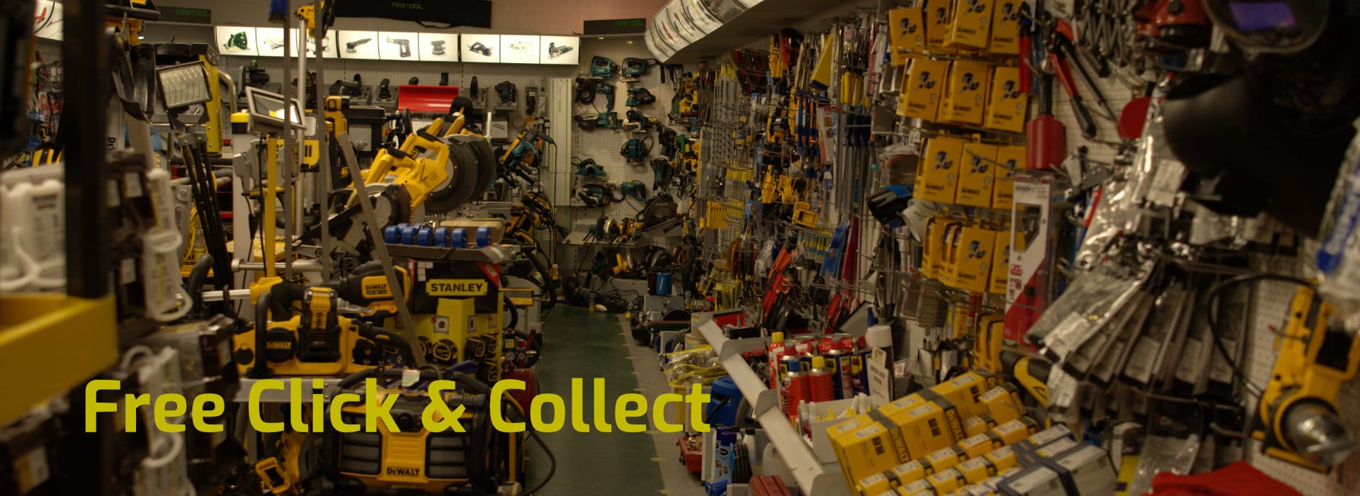 Tool Eequip Tool shop Naas Free Click and collect