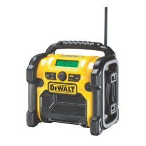 DeWALT DCR020-GB Digital Radio 240olt & 10.8-18V Batteries