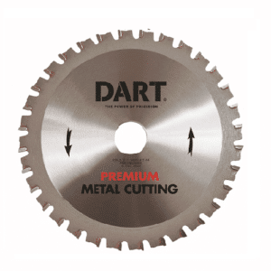 Dart MSB165 Steel TCT Saw Blade 165x20x40teeth