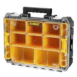 DeWALT DWST82968-1 TSTAK Screw Box water sealed clear lid