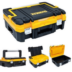 Dewalt DWST1-70704SPEC T-Stack Tool case with small part storage and Handle