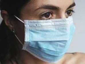 Medmask NF95 Protective Face Mask PPE Fold Flat Box (50)