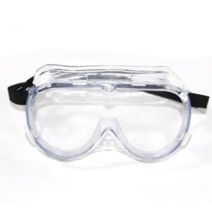 Medical Protective Goggles Polycarbonate Lens 4 Air Ducts PPE personal protective equipment