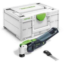 Festool 576591 Multi-tool Body Only Cordless Oscillator VECTURO OSC 18 E-Basic