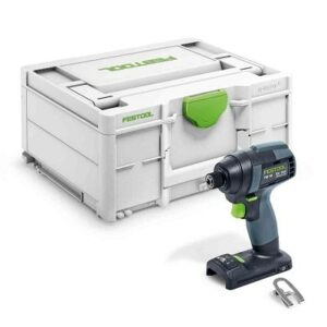 Festool 576481 Impact Driver 18V Body Only Systainer SYS3 M 187